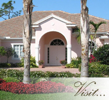 florida gated community homes for sale